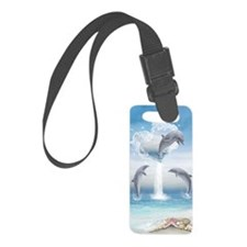 thotd_incredible Luggage Tag