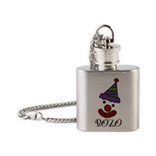 Bozo Flask Necklace