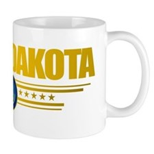 North Dakota Seal (F) Mug