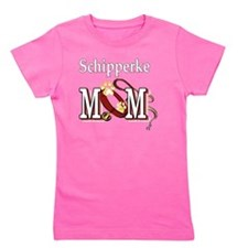 Schipperke Mom Girl's Tee