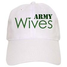 Army Wives Diamond Baseball Cap