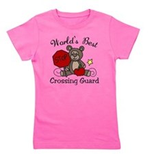 Crossing Guard Girl's Tee