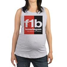 F1B Austin back Maternity Tank Top