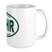 MQHR Oval Sticker Mug