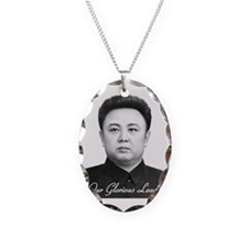 Kim Jong Il Necklace