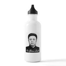 Kim Jong Il Water Bottle