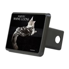 Maine Coon Cat Hitch Cover