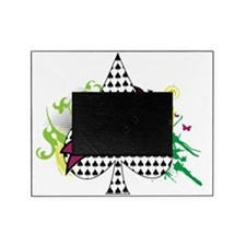 Queen of Spades Picture Frame