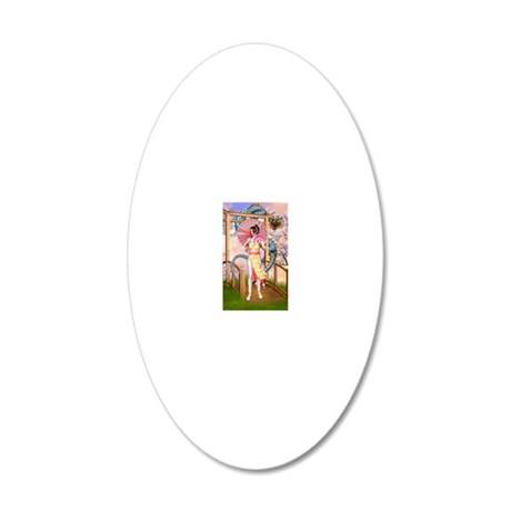 od_aluminium_photo_keychain_ 20x12 Oval Wall Decal
