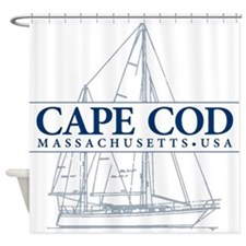 Cape Cod - Shower Curtain