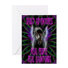 Ghost Adventures Greeting Card