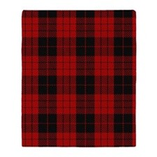 McCleod MacCleod Tartan Plaid Throw Blanket