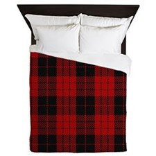 McCleod MacCleod Tartan Plaid Queen Duvet