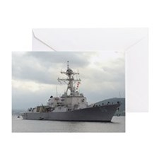 Destroyer Greeting Card