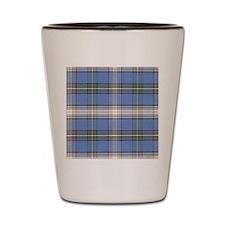 MacDowell Tartan Plaid Shot Glass