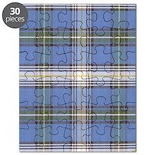 MacDowell Tartan Plaid Puzzle