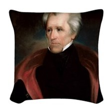 07 Jackson Woven Throw Pillow