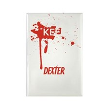 Keep Calm and Let Dexter Handle I Rectangle Magnet