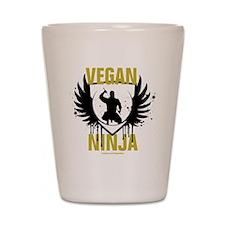 Vegan Wings Shot Glass
