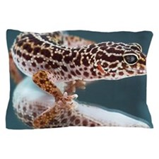 Leopard Gecko Pillow Case