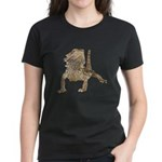 Bearded Dragon Photo Women's Dark T-Shirt