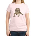 Bearded Dragon Photo Women's Light T-Shirt