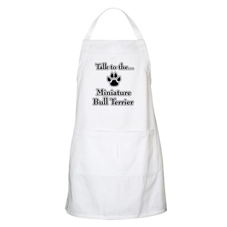 Mini Bull Talk BBQ Apron