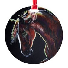 Clifford on Black Ornament
