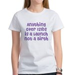 The 'Stretch' Women's T-Shirt