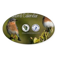 2013 BRAW Calendar Decal