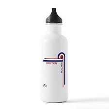Direction Reaction des Water Bottle