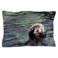 Sea Otter Pillow Case