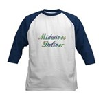 Deliver With This Kids Baseball Jersey