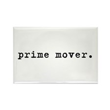 Prime Mover Rectangle Magnet (100 pack)