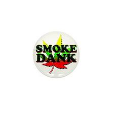 SMOKE DANK Mini Button