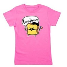 French Toast Girl's Tee