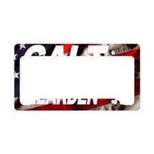 Galt Rearden 2016 License Plate Holder