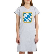 Bavaria flag Women's Nightshirt