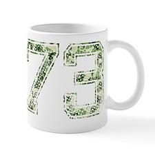 73, Vintage Camo Mug