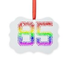 85, Gay Pride, Ornament
