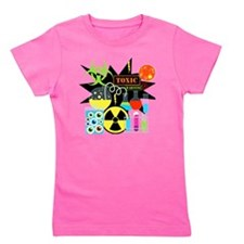 Mad Scientist Girl's Tee