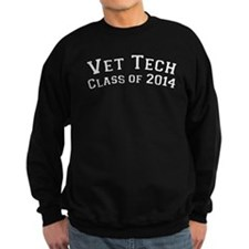 Vet Tech Class of 2014 Sweatshirt