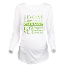 CHANGE Long Sleeve Maternity T-Shirt