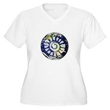 Mayan Calender En T-Shirt