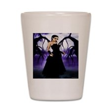 Gothic Queen Shot Glass