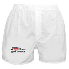 Costa rican girl friend Boxer Shorts