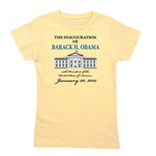 2013 inauguration day b Girl's Tee