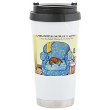 Dachshundicity Travel Mug