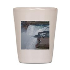 Niagara Falls, NY Shot Glass