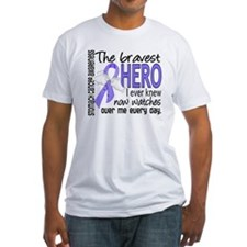 D Stomach Cancer Bravest Hero I Eve Shirt